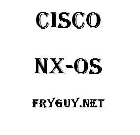 NXOSWorkbook