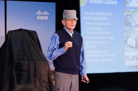 Picture courtesy of Cisco