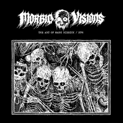 Morbid Visions by Mark Riddick