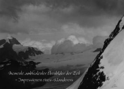 Vinterriket: Momente ambivalenter Ebenbilder der Zeit Impressionen eines Wanderers I