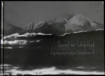 Vinterriket: Spiegel der Wirklichkeit Impressionen eines Wanderers II