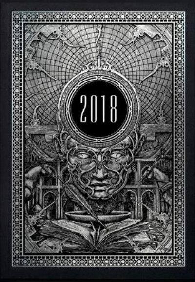 2018 Art Calendar by Zbigniew M. Bielak