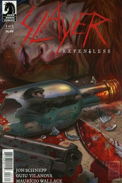 SLAYER Repentless issue 3
