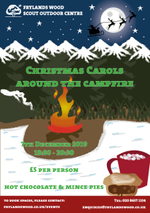 Carols Around The Campfire