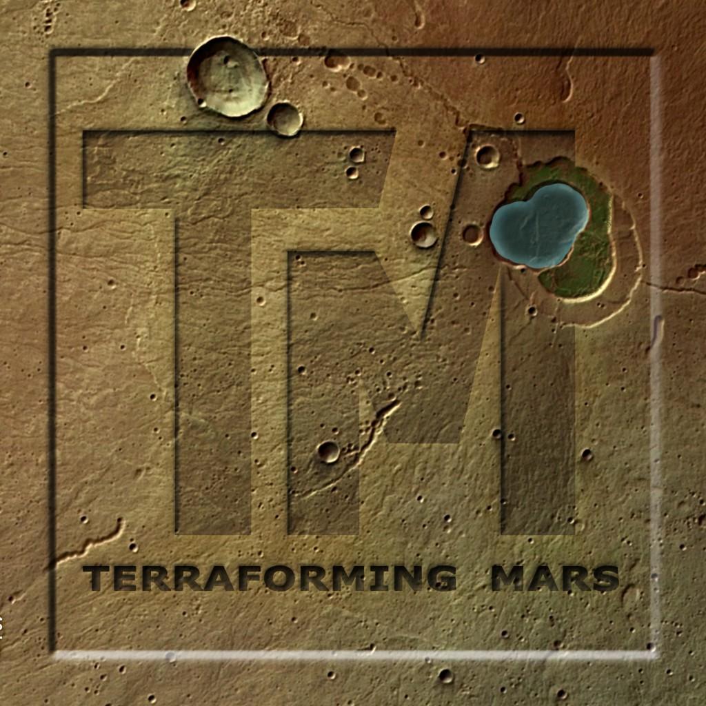 Terraforming Of Mars: Terraforming Mars As A Boardgame