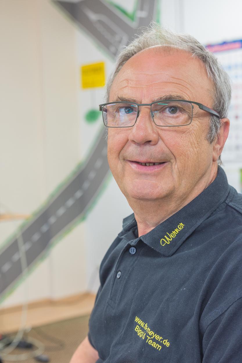 Werner Schiemann