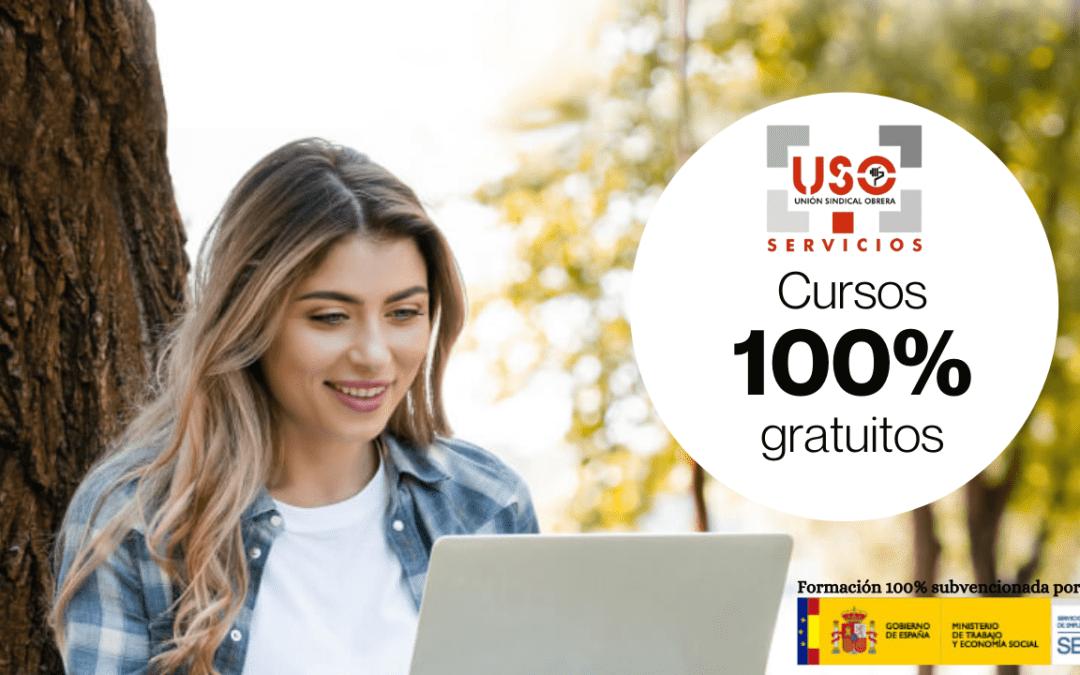 Cursos 100% gratuitos en septiembre