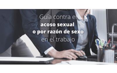 USO te informa del manual de referencia del protocolo de acoso sexual y por razón de sexo