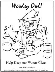 smokey the bear coloring pages # 16