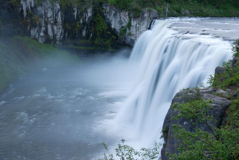 Image result for mesa falls idaho