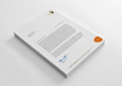 k2netsolutions Briefpapier