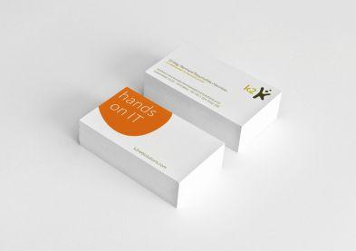 k2netsolutions Visitenkarte