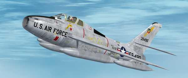 F-84F 141st TFS 1