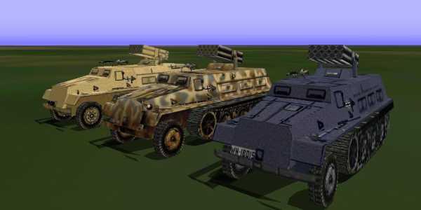 SWS-Panzerwerfer