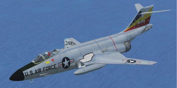 ALPHA F-101C Voodoo