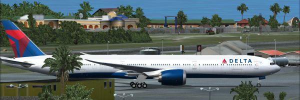 Delta B777-9X