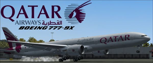 Qatar 777-9X2