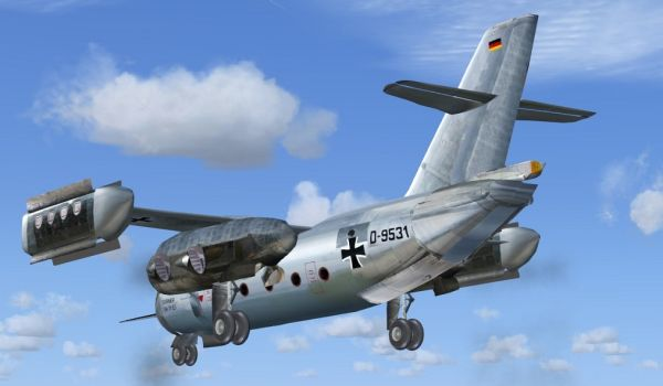 Fs2004 Fsx Digital Aviation Dornier Do - gooreview