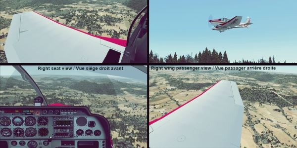 Welcome to Perfect Flight » FSX – Camera Views for Yannick Lavigne
