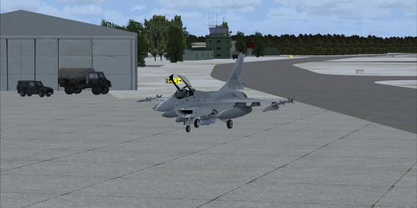 Welcome to Perfect Flight » FSX – Florennes AB