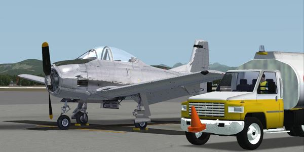 Welcome to Perfect Flight » FSX/P3D – Trojan T28A Liveries Pack