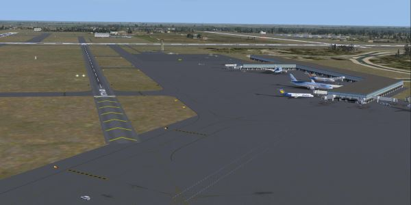 Welcome To Perfect Flight 187 Fsx Ksfb Orlando Sanford Intl