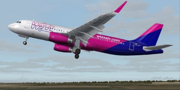 Fs2004 Airbus A320 200 Wizz Air Welcome To Perfect Flight