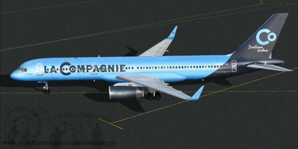 La Compagnie Boeing 757-200 Related Keywords & Suggestions - La