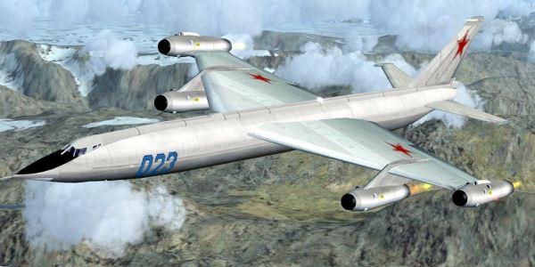 Welcome to Perfect Flight » FSX/FS2004 – Myasishchev M-50
