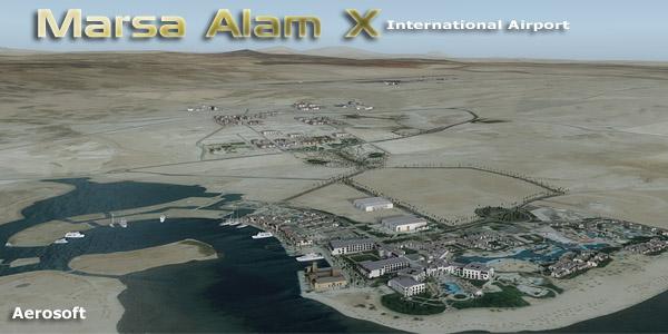 Welcome To Perfect Flight Aerosoft Marsa Alam X - Map of egypt marsa alam