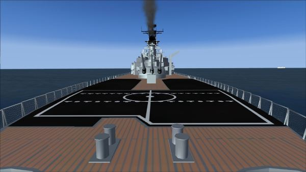 Welcome to Perfect Flight » FSX – Added Views For IOWA-Class Battleships