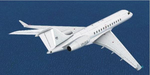 Welcome to Perfect Flight » FSX – Iris Global Express
