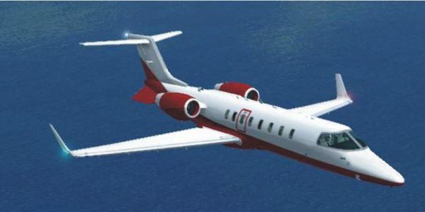 Learjet 24 for Fs9 Update