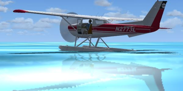Welcome to Perfect Flight » FSX – Native Cessna 150 Floatplane