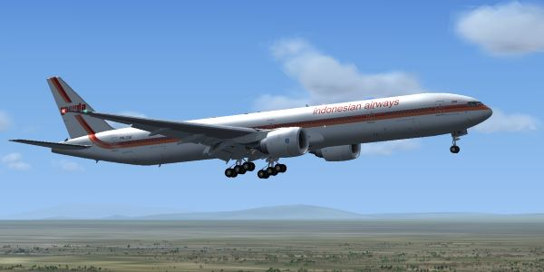 Welcome to Perfect Flight » FSX/FS2004 -Boeing 777-300ER