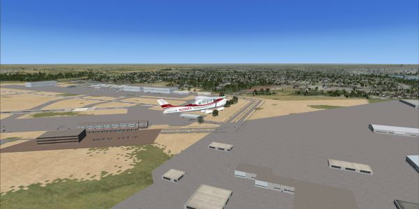 Welcome to Perfect Flight » FSX – KLNK Lincoln Airport And City