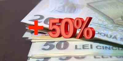 Majorarea de 50%, procedura modificata la Ministerul Justitiei