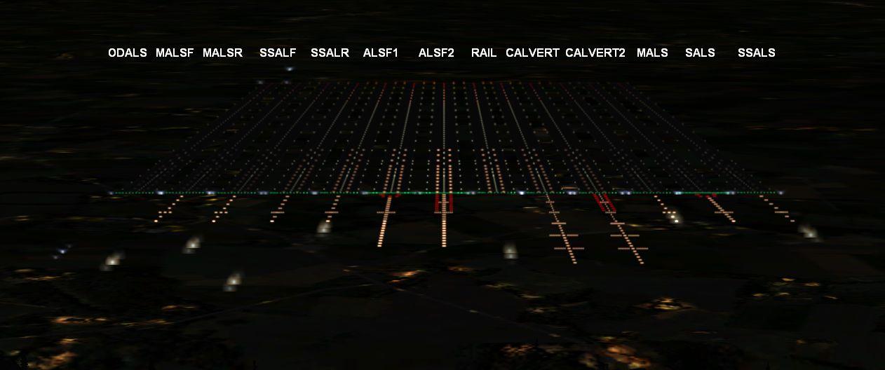 runway lighting and markings fsdeveloper