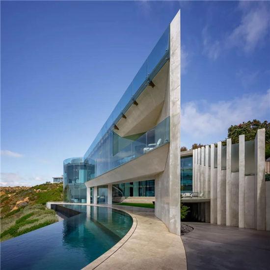 這棟叫「刀鋒」的別墅賣1.4億,靈感源於鋼鐵俠的豪宅