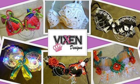 Vixen Designs – Custom Event Attire for the Exhibitionist in You