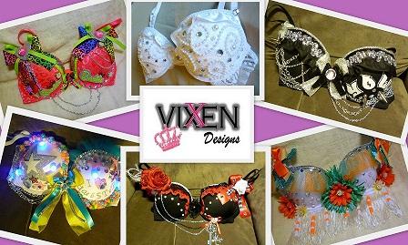 Vixen Designs – Custom Event Attire for the Exhibitionist in You