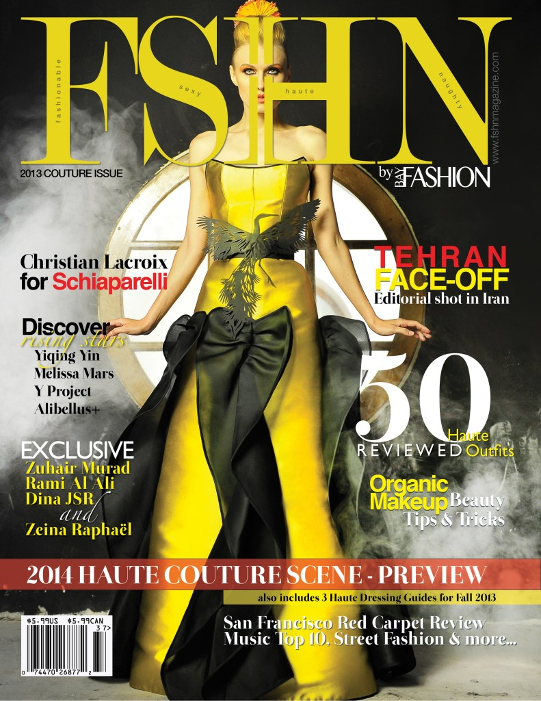 FSHN – 2013 Fall Couture Collections Issue