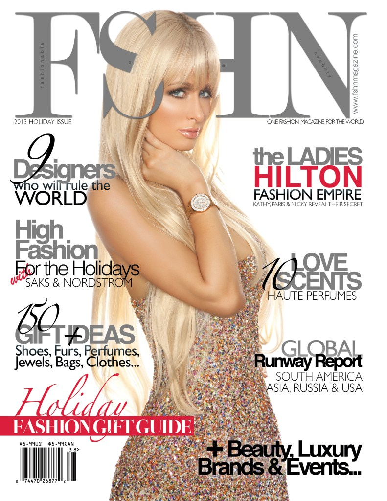 FSHN – 2013 Holiday Fashion Issue