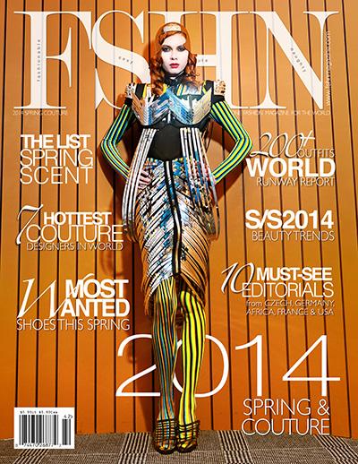 FSHN – 2014 Spring World Fashion Issue