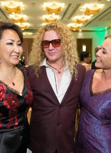 Lisa Kang, Vasily Vein, Judy Davies