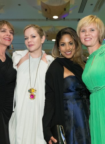 Beth Schnitzer, Tatiana Takaeva, Angella Sprauve, Mariya Ruchka