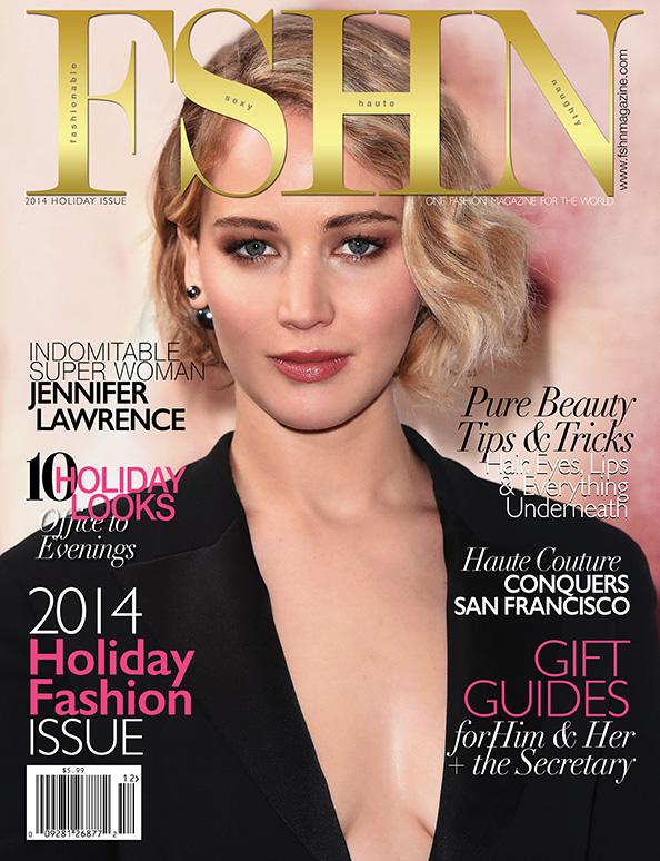 FSHN – 2014 Holiday Fashion Issue