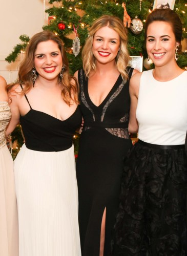 Spinsters of San Francisco Holiday Ball