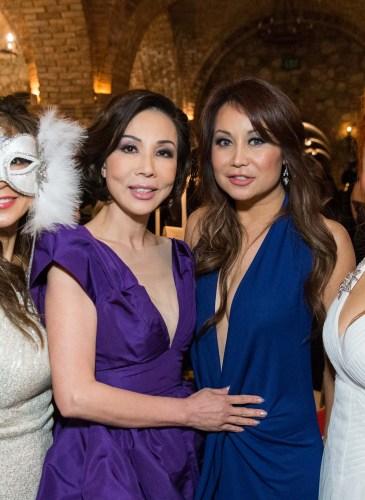 Linda Bennett, Angie Elconin, Nicole Nguyen, Octavia Huynh