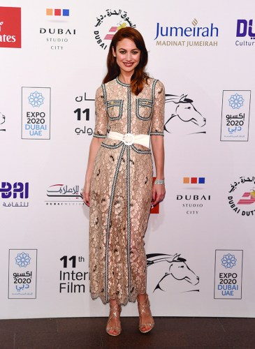 2014 Dubai International Film Festival - Day 2